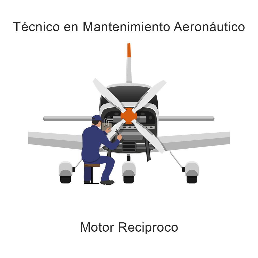 Técnico en mantenimiento de aeronaves