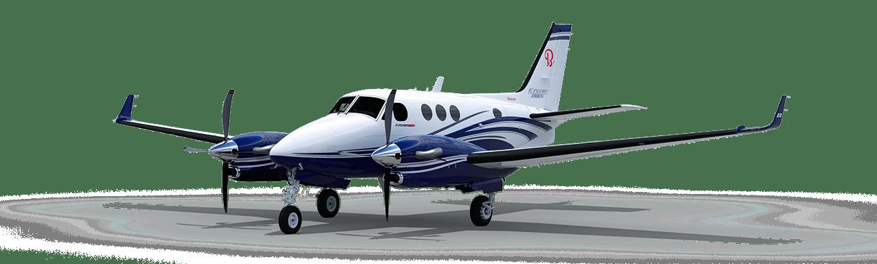 Beechcraft King Air Series 90-100-200-300
